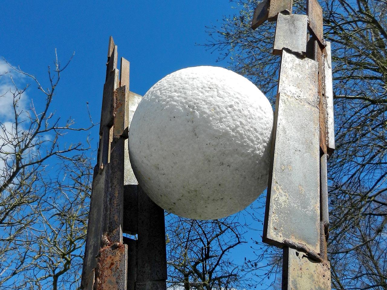 Natursteine und Stahl in Odenwald