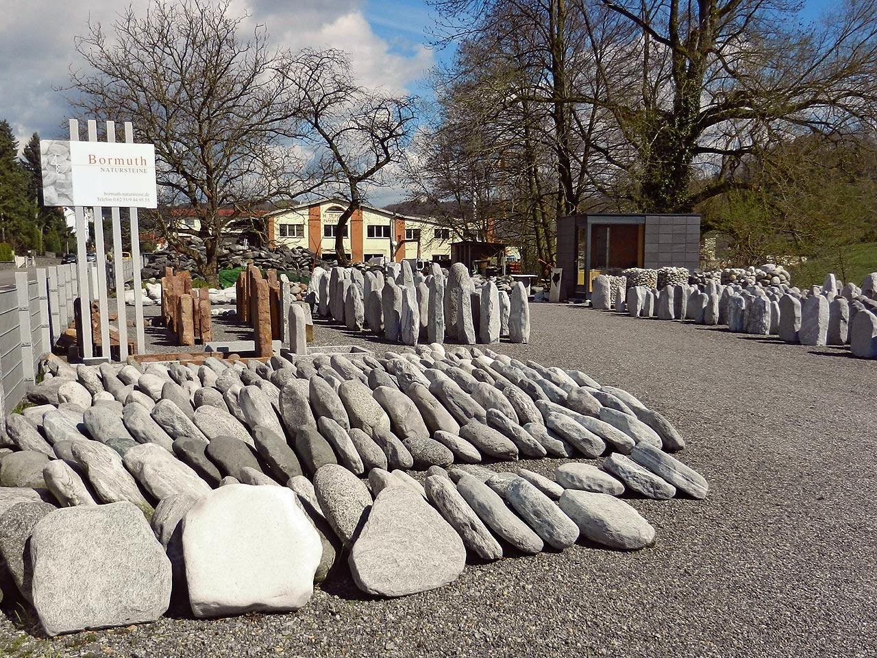 Anfahrt Bormuth Natursteine